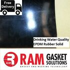 Drinking Water Quality EPDM Rubber gasket material for Potable Water up to 120°C