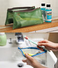 Travelus Coated Mesh Pouch Slim / Long - Travel Toiletry Toothbrush - DSKC