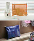 Travelus Coated Mesh Pouch Slim / Medium -Travel Toiletry Toothbrush Pouch- DSKC