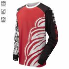 Tenn Rage MTB Jersey Red