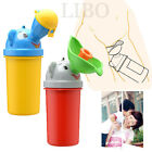 Cute Baby Girl Boy Portable Urinal Travel Car Toilet Kids Vehicular Potty Traini