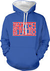 Snatch Is Paleo Weight Lifting Workout Exercise Healthy 2-tone Hoodie Pullover