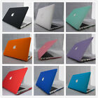 "Rubberized Hard Case Laptop Shell Cover For Macbook Air 11""13""&Pro 13""15"" Retina"