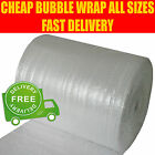 Small Large Cheap Bubble Wrap Removals Wrapping Protection 300mm 500mm 750mm