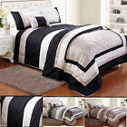 """Bolero"" Designer  Luxury Duvet Quilt Cover Bedding Set - Single Double King"