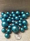Green Jumbo Pearls No holes (10mm, 14mm, 18mm, 24mm, 30mm) for vases/crafts