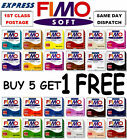 Fimo Soft 56g Polymer Clay Modelling Clay 24 Colours Available - Huge Promotion!