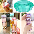 Sport Crystal Clear Infuser Juice Tea Make Water Drink Travel Bottle Container