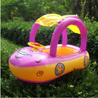 New Baby Inflatable Float Seat Boat Kids' Outdoor Open Car Swimming Pool