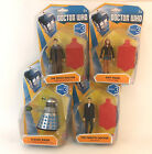 """BBC DOCTOR WHO 3.75"""" FIGURE - CHOOSE YOUR CHARACTER - WAVE 3 DALEK 12TH DOCTOR"""