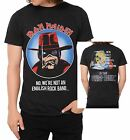 Iron Maiden California Or Bust metal rock T-Shirt  M L XL 2XL 3XL 4XL NWT