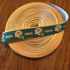 "7/8"" Green Bay Packers Grosgrain Ribbon by the Yard (USA SELLER!) $10.95 USD on eBay"