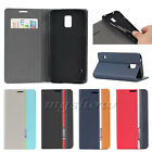Folio Hybrid Flip Leather Wallet Case Cover Stand For Samsung Galaxy S5 i9600