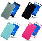 New Sony Xperia Z3 Transparent TPU Gel Back Skin Cover Case with Screen Guard
