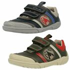 Boys Clarks Casual Shoes - Wing Time
