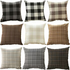 Pillow Cases Home Decorative Cushion Cover 9 Patterns