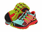 SALOMON Womens XR MISSION W Celadon/Papaya/Green Mesh Running Shoes L12843100