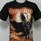 HAMMERFALL No Sacrifice No Victory T-Shirt 100% Cotton Size S M L XL 2XL 3XL
