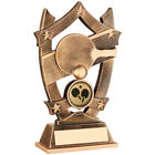 Table Tennis Award - Free Engraving on all Trophies - Table Tennis Paddle Trophy
