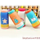 Cute Cartoon Tea Thermos Bottle Kid's Milk Travel Cup Insulated Mug Flask 350ML