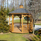Highwood 10ft wide Luxury Octagonal Gazebo