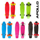 Apollo - Skateboard - Retro Cruiser - Fancy Board - 22,5""