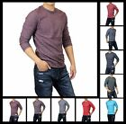 New Hollister by Abercrombie Men Hobson & NorthSide Long Sleeve T-Shirts Sizes