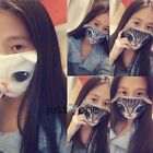 New Cute Cat Anime Mask Face Mask Teeth Anti-dust Mouth Limit Gauze Winter Mask