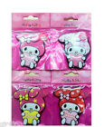 Hello Kitty Steel Refrigerator Magnet 4 Styles Official Sanrio Product My Melody