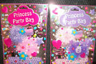 Girls Princess Party Bags Purple or Pink Posted First Class
