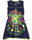 Desigual Girls' Dress Cabrejuel, Size 5/6, 7/8, 9/10, 11/12, 13/14