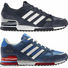 NEW ADIDAS ORIGINALS ZX 750 TRAINERS MENS NAVY, BLUE SHOES UK 7-11