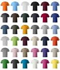 Hanes Mens Beefy T-Shirt 100% Cotton Tag Free Tee Sizes S-3XL 40 Colors 5180