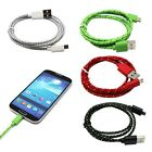 Universal USB to Micro USB Data Sync Charger Cable 1M for Galaxy S2 S3 S4 HTC LG