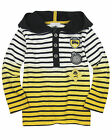 Petit Lem Boys Hooded T-shirt Sophisti'Cat, Sizes  4, 5, 6