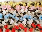 180cm ROSE FLOWER GARLAND-CHOICE COLOURS-ARTIFICIAL FLOWERS/WEDDING