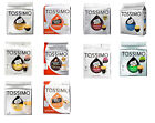 6 x  French Coffee 16 Tassimo pods : 10 different flavors. Make your assortment