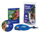 PetSafe Gentle Leader Head Collar No Pull,  All Sizes,  7 Colors w / Training DVD