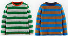 Boys top MINI BODEN Tshirt long sleeve baby 2 3 4 5 6 7 8 9 10 11 12 years NEW!