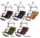Hammaka Nami Hammock Lounge Chair Swing Porch Patio Deck Seat Foot Rest Comfort