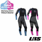 NEW Adrenalin ENDUROFLEX Ladies Steamer Wetsuit Long arm & Leg 3/2mm
