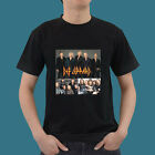 Def Leppard Tesla Styx On This Summer Tour 2015 Tee T - Shirt S M L XL XXL Size