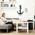 Marines Anchor Wall Decal - Vinyl Decal - Car Decal - CF017