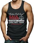 Better Call Saul Goodman - TV Heisenberg Breaking Bad Men's Tank Top T-shirt