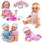 JOHN ADAMS TINY TEARS GIRLS BOYS CUTE TOY BABY TODDLER PLAY DOLL CHILDS GIFT SET