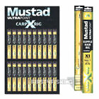 Mustad Carp X Ready Tied Hair Rigs - Barbel Bream Tench Coarse Fishing Tackle