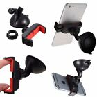 Universal In Car Windscreen Suction Mount Holder Cradle Stand for iPhone Samsung