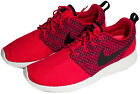 Nike Rosherun Men's Shoe Fuchsia Force/Black/Hyper Punch 511881-662 sz. 9-12