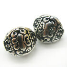 TOAOB Solid Silver Hollow European style Beads Charm  14*11MM S925GY107