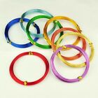 10m/roll Aluminum Wires Jewellery Making Wire Crafts 1mm
